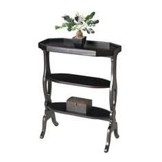 Butler Specialty 2330 Plantation Cherry Accent Table