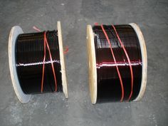 Class 130 Polyester Enameled Aluminum Wire