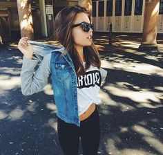 I will this Outfit #summer  fashion -  #jacket  perfect,  #outfit