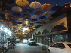 Tarsus şemsiyeli çarşı