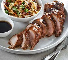 Filet de porc à l'asiatique