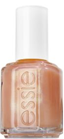 sequin sash - sheers by essie sheer glittery bronze nail polish with silver flecks