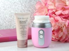 Beauty Exclusive: Clarisonic Mia FIT Pink Skin Cleansing System.
