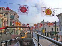 City Sightseeing Singapore, Hop On - Hop Off Bus Tours
