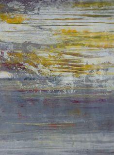 Wasserbild  von Wolfgang Bereiter