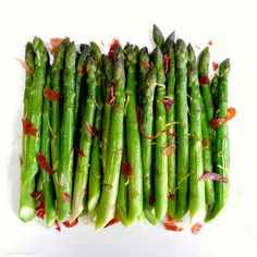 ... thai inspired asparagus salad with fried meyer lemon recipe on food52