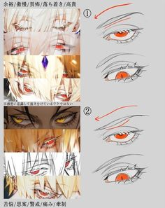 "【Fate/GrandOrder】""賢王"" / Illustration by ""AU"" [pixiv] Digital Art Tutorial, Digital Painting Tutorials, Art Tutorials, Anime Drawing Tutorials, Drawing Hair Tutorial, Concept Art Tutorial, Drawing Sketches, Art Drawings, Drawing Tips"