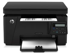 awesome HP LaserJet Pro M125nw All-in-One Wireless Laser Printer (CZ173A)