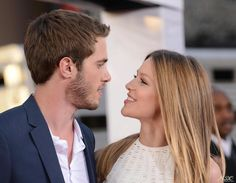 Melissa Benoist and Blake Jenner, how cute are these two?! #Jennoist