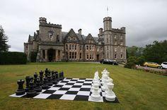 Inverlochy Castle Hotels in Scotland