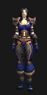 Glyphed Garb - Transmog Set - World of Warcraft