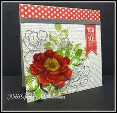 Nikki Spencer-My Sandbox: Bloom with Hope!