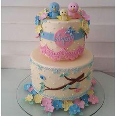 Birdies Theme Cake