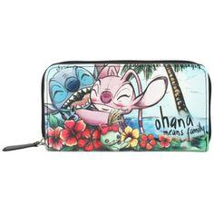 Disney Lilo & Stitch Ohana Wallet | Hot Topic