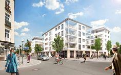Wohn- und Geschäftshaus CityCarré Tegel in Berlin vollständig verkauft - http://www.exklusiv-immobilien-berlin.de/aktuelle-bauprojekte-berlin/wohn-und-geschaeftshaus-citycarr-tegel-in-berlin-vollstaendig-verkauft/008755/