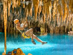 Live the adventure in Cancun & Riviera Maya! 3 days tours for $339 usd! to the top adventure attractions. Choose your best combo to Xel-Há, Xplor, Xenotes or Xplor Fuego, transportation and food is included.   Restrictions: All tours must be completed wit