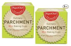 (2 Pack) Mini Paper Cupcake Liners / Baking Cups, 90-ct/Box PaperChef http://www.amazon.com/dp/B00J4VO67E/ref=cm_sw_r_pi_dp_EluQvb1JF8K27