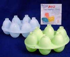 Jello Egg Mold