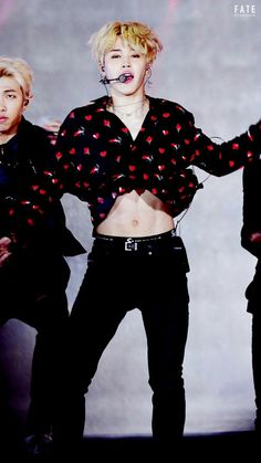#JIMIN ♡♡  (He has the cutest happy trail)