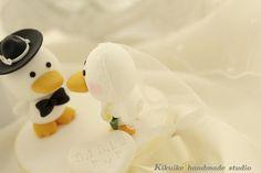 Torta de bodask745 de pato por kikuike en Etsy