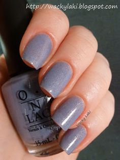 OPI - Holland Collection - I Don't Give A Rotterdam!
