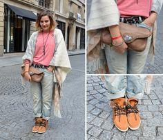 Le sweat vu par... Aurélia, blogueuse et journaliste beauté
