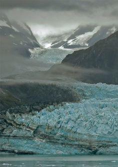 Glaciar Margerie. Alaska