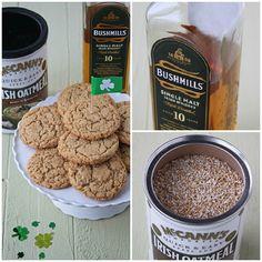 Irish Triple Threat Cookies - DessertForTwo.com