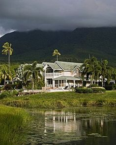 Nevis (Four Seasons Private Rental).  Have wanted to go here for 18 years.