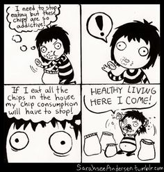 Doodle Time by Sarah Andersen -> I never do this! Sarah Anderson Comics, Sara Anderson, Funny Meme Pictures, Funny Posts, Funny Memes, Jokes, Cute Comics, Funny Comics, Funny Cartoons