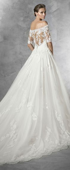 Pronovias 2016 Bridal #coupon code nicesup123 gets 25% off at  Provestra.com Skinception.com