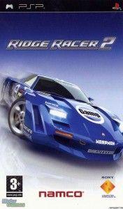 Ridge Racer 2 PSP iso