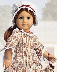 Anyone else have American Girl dolls growing up? Felicity is now retired, along with a couple of other of the dolls, and many of her items have skyrocketed in price!