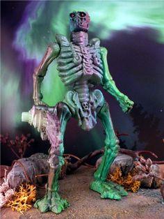 Goodleg X Weirdo Toys' Toxic Underworld