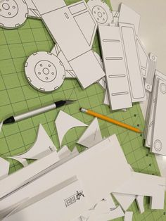How to Cut Foam Core Board the right way for craft projects.