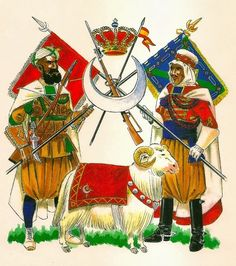 Grupo de Regulares de Tetuan Nº 1 Military Art, Military Uniforms, Medieval, Spanish, Battle, Bosnia, Anime, Pictures, Knights