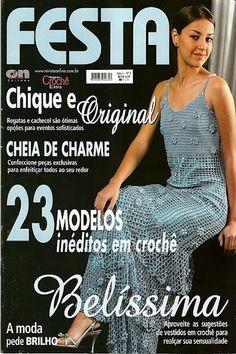 Roupa en croche Extra_Festa_Año 1 N°2 - qkyna - Веб-альбомы Picasa