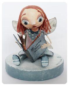 Ti'bout de blog - Chloé Rémiat, illustratrice jeunesse et sculptrice de papier