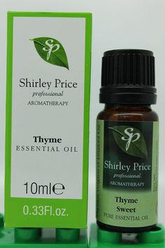 Essential Oil Palmarosa to Ylang Ylang 5x10ml (Thyme Sweet) *** Remarkable product available now. : thyme essential oil