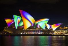 Discount Tickets: 2015 Vivid Festival Harbour Cruise from $39