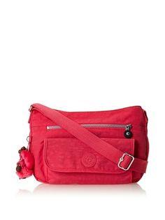 Kipling Syro Hobo Bag, Vibrant Pink