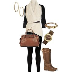 casual, created by bonnaroosky on Polyvore