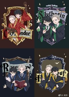 Hufflepuff looks like YOI Hogwarts AU Harry Potter Comics, Draco Harry Potter, Harry Potter Tumblr, Harry Potter Anime, Magia Harry Potter, Arte Do Harry Potter, Harry Potter Artwork, Harry Potter Ships, Harry Potter Drawings