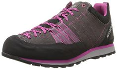 Scarpa Womens Crux Approach Shoe Mid GreyDahlia 375 EU65 M US *** Check this awesome product by going to the link at the image.