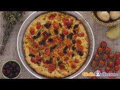▶ Focaccia barese, la ricetta di Giallozafferano - YouTube