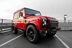 Nurburg Cars : Defender - RED Edition