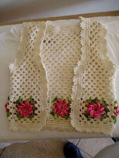 64 Ideas Crochet Scarf For Kids Baby Blankets Crochet Bolero Pattern, Crochet Motif Patterns, Crochet Jacket, Crochet Cardigan, Knit Crochet, Knitting Patterns, Crochet Girls, Crochet Baby Clothes, Crochet Woman