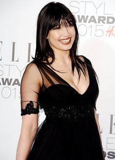 Daisy Lowe attended the Elle Style Awards 2015