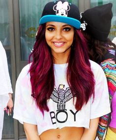 Jade (from Little Mix) hair