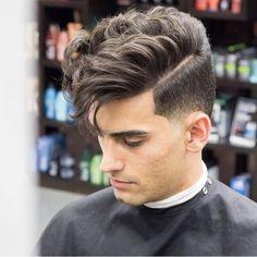 Finding The Best Short Haircuts For Men Smart Hairstyles, Cool Hairstyles For Men, Undercut Hairstyles, Hairstyles Haircuts, Undercut Men, Fringe Hairstyles, Medium Hairstyles, Best Short Haircuts, Haircuts For Men
